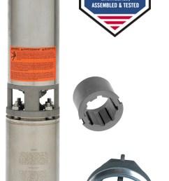 gs xtreme 5 85 range submersible pumps [ 1600 x 3468 Pixel ]