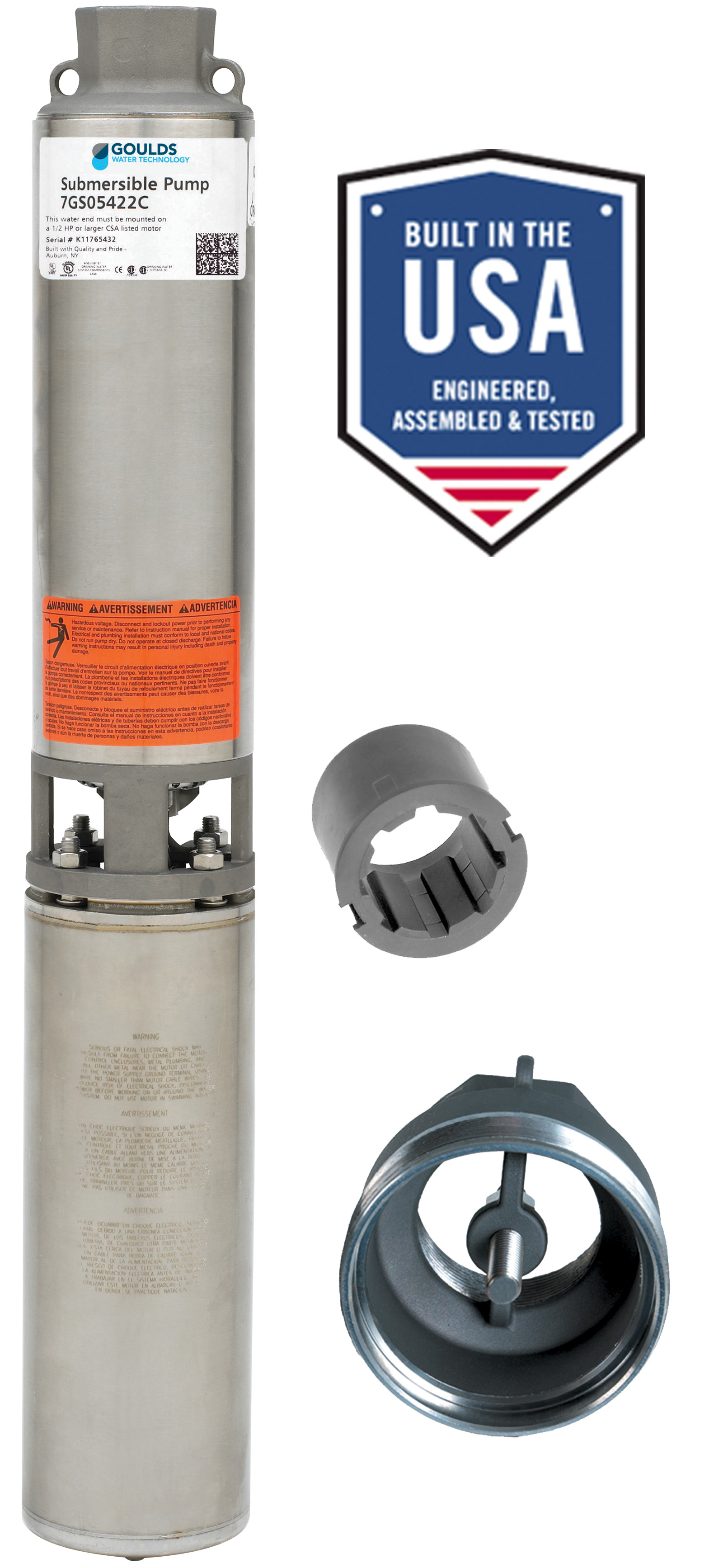 hight resolution of gs xtreme 5 85 range submersible pumps