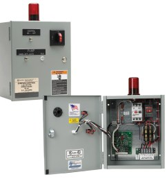 indoor outdoor without capacitors disconnect panel simplex duplex wastewater disconnect style [ 900 x 900 Pixel ]