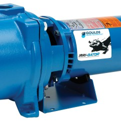 Goulds Jet Pump Diagram 2004 Jeep Grand Cherokee Limited Wiring Irri Gator Model Gt Xylem Applied Water Systems United