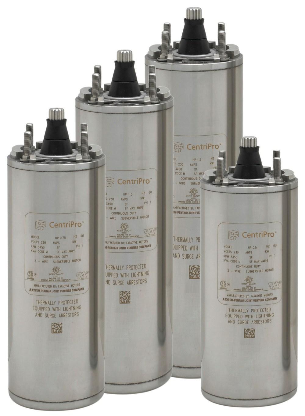 medium resolution of centripro 4 submersible motors