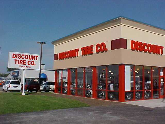 Discount Tire Locations Near Me | United States Maps