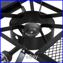 Bayou Clic Sq14 Single Burner Outdoor Patio Stove