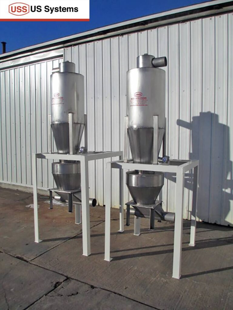 Cyclone Separator  US SYSTEMS