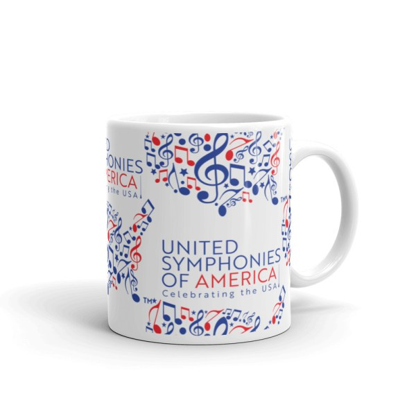 United Symphonies of America! mug