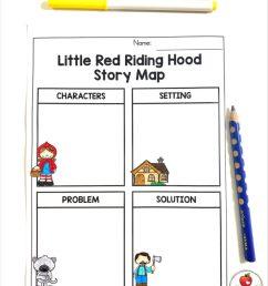 Little Red Riding Hood Fairy Tale Activities - [ 1024 x 771 Pixel ]