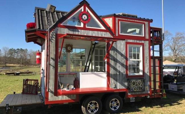 United Tiny House Association 2016 Florida Tiny House