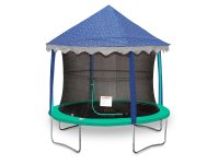 12ft JumpKing Star Canopy - United Trampolines