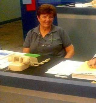 Alice Baker helps people prepare their taxes, a free service from United Way of Northeast Florida.