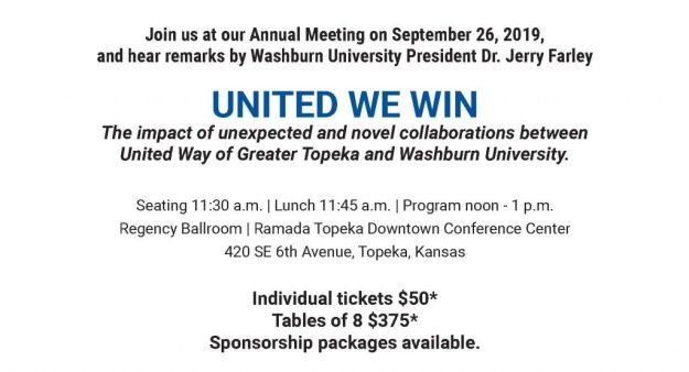 2019 UWGT Annual meeting details