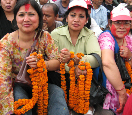 Nepal is surprised by the election results