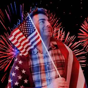 My First July 4th as an American Citizen