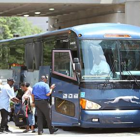 Inmigración ha comenzado a abordar autobuses públicos