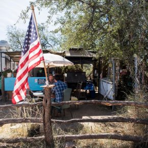 'Our Backyard Has Become A Graveyard': Saving Lives On The U.S.-Mexico Border