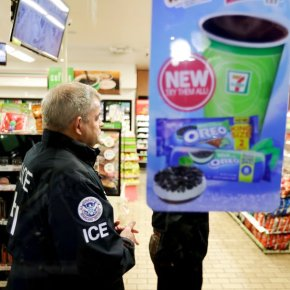 Workplace Raids Signal Shifting Tactics in Immigration Fight