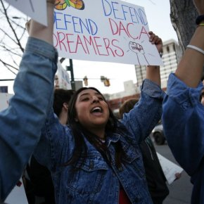 Trump's Plan to Dismantle DACA Just Hit a Major Setback