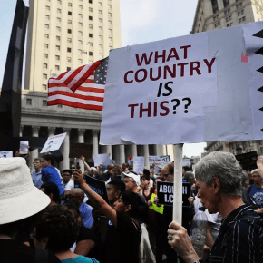 People are dying because of the Trump administration's immigration policy
