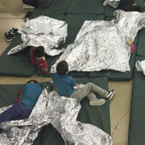 Judge demands independent audit of conditions at detention centers for migrant children