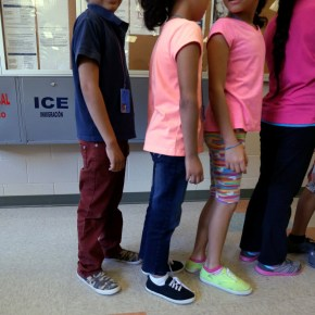 Whistle-Blowers Say Detaining Migrant Families 'Poses High Risk of Harm'