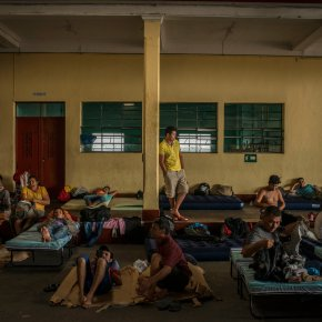 Voices From the Caravan: Why These Honduran Migrants Are Heading North