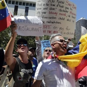 Venezuelan Immigrants Get Trump Sympathy But Not Status