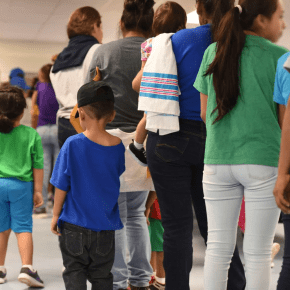 The care of immigrant children in U.S. detention