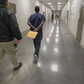 With or without criminal records, some immigrants spend many years in detention