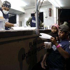 Migrants plot next move as tensions in Tijuana heighten