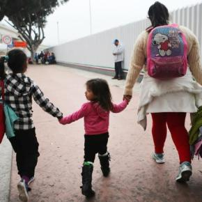 81 children separated at border since Trump's executive order on dividing families