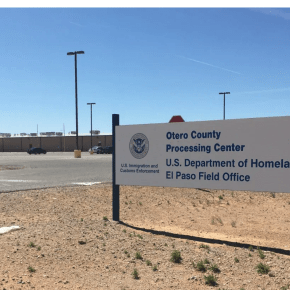 Gay, transgender detainees allege abuse at ICE facility in New Mexico