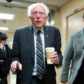 Sanders hires DACA protected undocumented immigrant as deputy press secretary