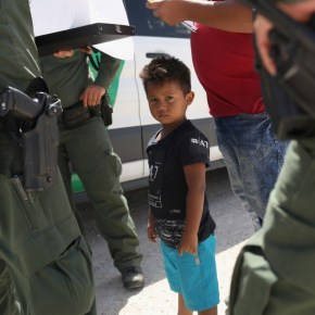 Border Patrol agents, rather than asylum officers, interviewing families for 'credible fear'