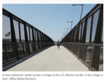 Under Trump border rules, U.S. has granted refuge to just two people since late March, records show