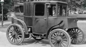 The first electric car. Photo: electriccarsforsale.biz