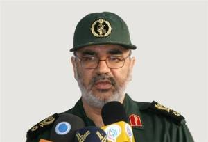 IRGC Brigadier General Hossein Salami