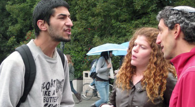 Exposing the Students for Justice in Palestine