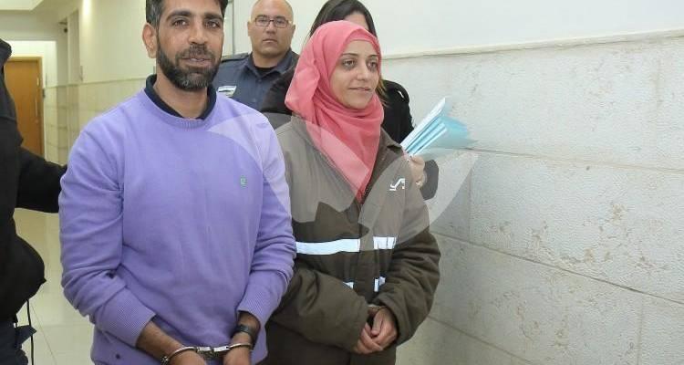 Arab lawyers arrested