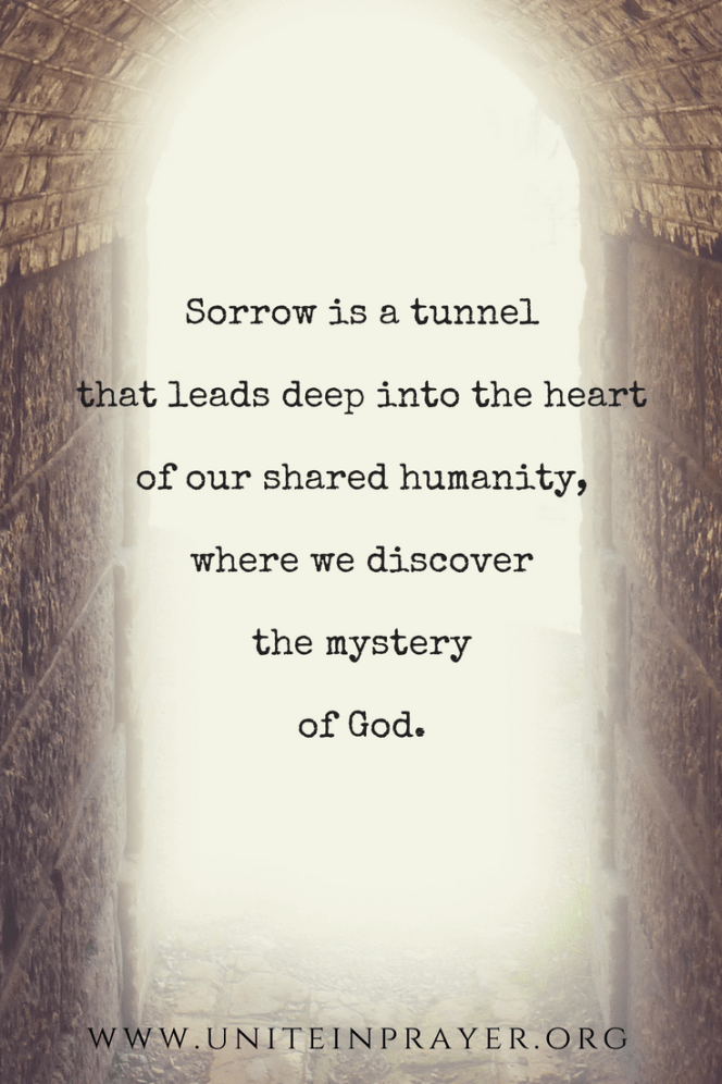 sorrow prayer