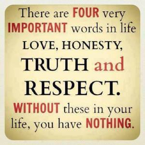 Love-Honesty-Truth-Respect-Nothing