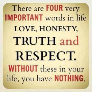Love-Honesty-Truth-Respect-Nothing