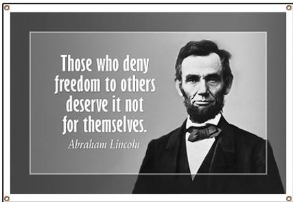 Lincoln-slavery-freedom