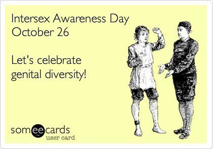 Intersex Awareness Day For Families