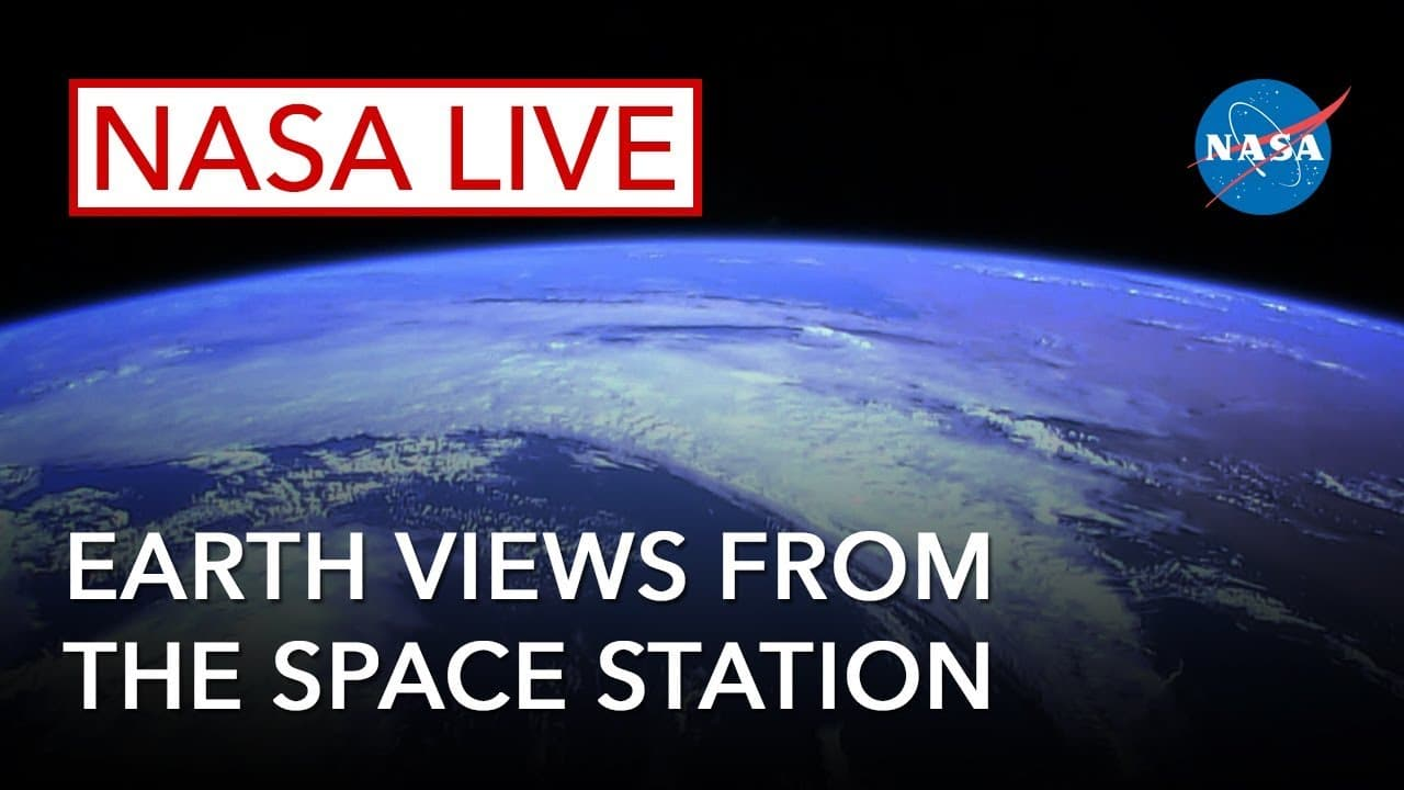 NASA releases footage confirming the Earth is FLAT