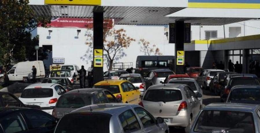 Tunisia, fuel workers on a nationwide strike