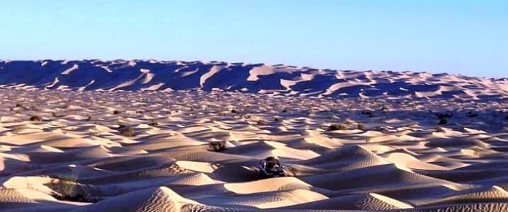 IS THE TUNISIAN SAHARA A NUCLEAR LANDFILL?