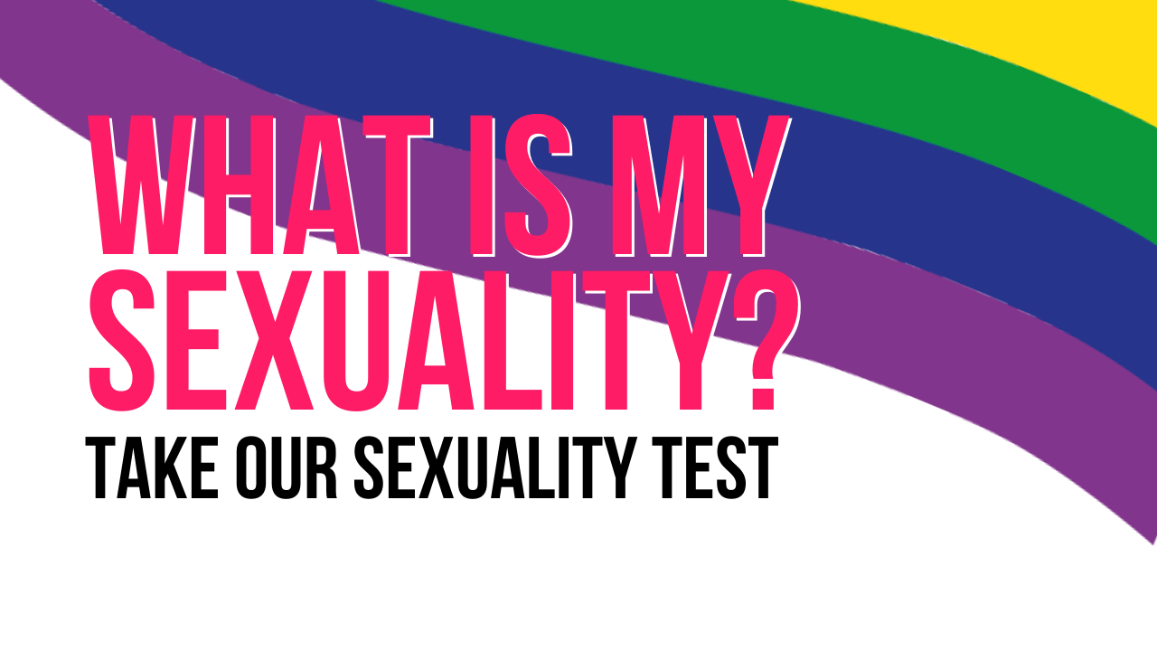 Of sexuality test The Kinsey