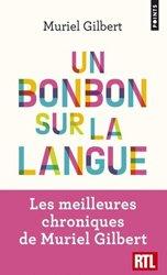 Un Bonbon Sur La Langue : bonbon, langue, Bonbon, Langue, Muriel, GILBERT, Points, 9782757877883