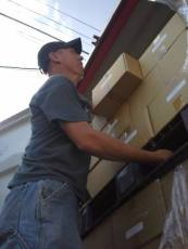 TJ Hanken, who coordinated all this.