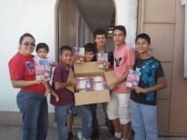 yay, the bibles are here!