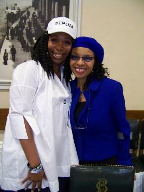 Linda & Geri @ Women's Business